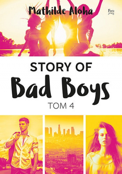 Story of Bad Boys. Tom 4